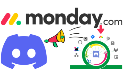 Discord Monday.com Integration with Orli Standup bot for Discord for business automation