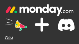 Monday.com Discord Integration with Orli Standup bot for Discord