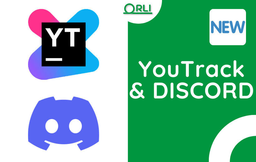 Discord YouTrack Integration from Orli Scrum Bot - Daily Standup bot for Discord