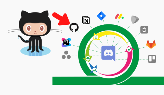 GitHub Discord Integration with Orli Daily Stand-up bot for Scrum teams