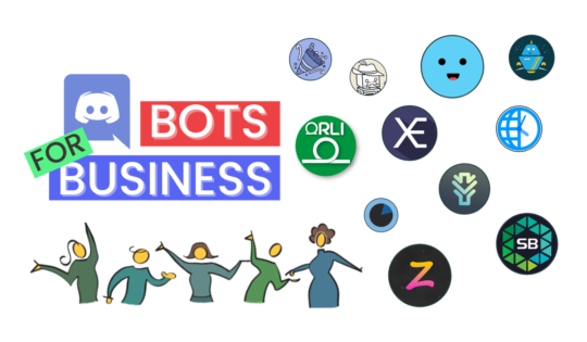 Top 10 Discord bots for Business for Project Management and Business Automation